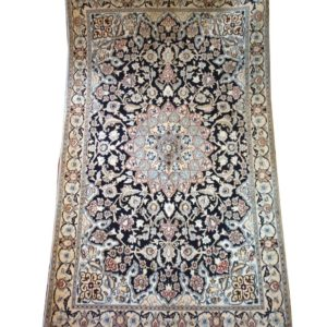 PERSIAN CARPET NAIEN HIGH QUALITY WOOL AND SILK