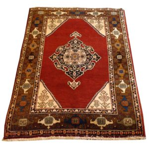 PERSIAN CARPET HAMADAN NOMAD 136X212 CM