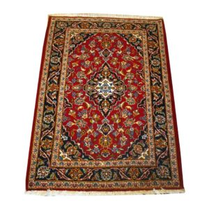 PERSIAN CARPET KASHAN TRADITIONAL 105X148 CM