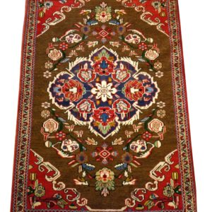 PERSIAN CARPET BAKHTIYAR WOOL 128X198 CM