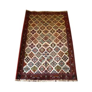 PERSIAN CARPET MEYMEH FINE HAND WORK 105X162 CM