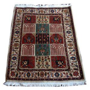 PERSIAN CARPET BAKHTIYAR ORIENT RUG 136X193 CM