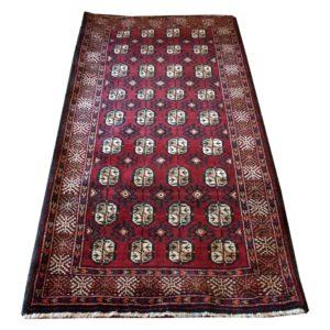PERSIAN CARPET BELUCH WOOL 115X260 CM