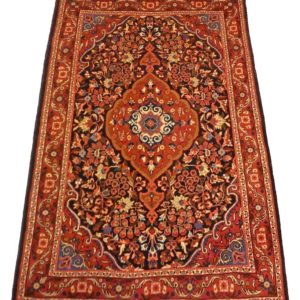 QASHQAI ORIGINAL PERSIAN CARPET WOOL 85X131 CM