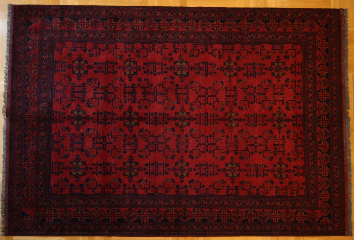Khanmohammadi Afghan Carpet First Class 300x204 Cm