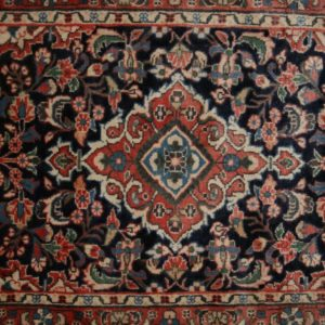 PERSIAN CARPET HAMADAN HAND MADE 102X70 CM