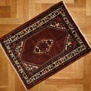 PERSIAN CARPET HAMADAN HAND MADE 86X68 CM