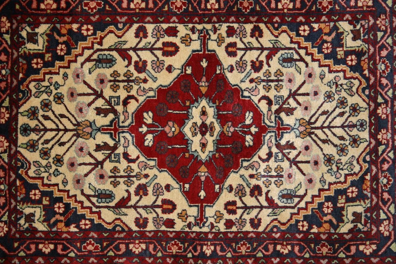 Bijar Persian Carpet Precise Hand