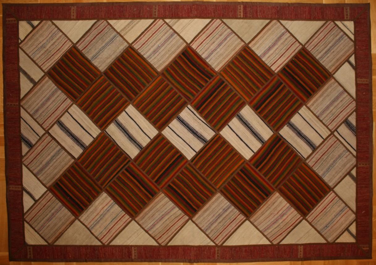 patchwork teke duzi ru na izrada novi dizajn 227 x 159 cm x ft behruz tepisi. Black Bedroom Furniture Sets. Home Design Ideas