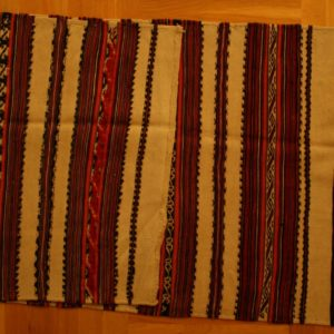 PERSIAN KILIM JAJIM EMBROIDERED 160X80 CM