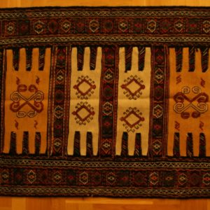 PERZIJSKI TEPIH VEZENI KHORASAN MASHHAD 166X100 CM