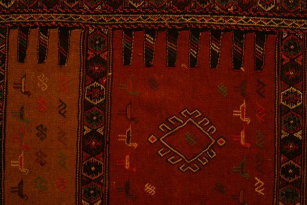 PERZIJSKI TEPIH VEZENI KHORASAN MASHHAD 69X100 CM