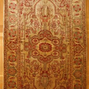 PERSIAN CARPET SONGHOR WOOL NATURAL COLOR 235X156 CM