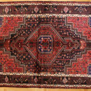 PERSIAN CARPET TUSERKAN, WOOL, 226X106 CM