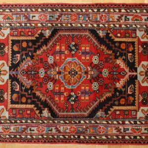 PERSIAN WOOLEN CARPET TUSERKAN 125X94 CM